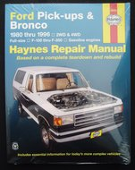 Ford-pick-up-&-Bronco-[1980-1996]-Haynes-manual