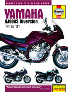 Yamaha-Diversion-XJ900S-[1994-2001]-Haynes-manual