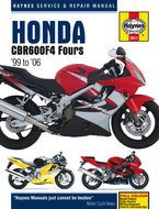 Honda-CBR600-F4-[1999-2006]-Haynes-manual