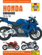 Honda-CBR600RR-[2003-2006]-Haynes-manual