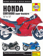 Honda-CBR1100XX-Super-Blackbird-[1997-2007]-Haynes-manual
