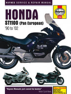 Honda-ST1100-Pan-European-[1990-2002]-Haynes-manual