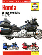 Honda-GL1800-Gold-Wing-[2001-2010]-Haynes-manual