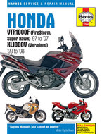 Honda-XL1000V-(Varadero)-[1999-2008]-Haynes-manual