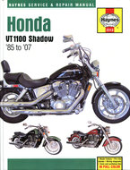 Honda-Shadow-VT1100-[1985-2007]-Haynes-manual