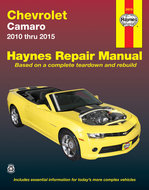 Chevrolet-Camaro-[2010-2015]-Haynes-manual