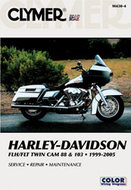 Harley-Davidson-FLH-FLT-Twin-Cam-88-and-103-[1999-2005]-Clymer-manual