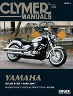 Yamaha-Road-Star-[1999-2007]-Clymer-manual