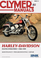 Harley-Davidson-Softail-FLS-FXS-Evolution-Evo-[1984-1999]-Clymer-manual
