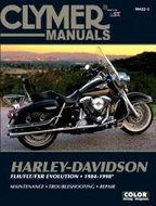 Harley-Davidson-FLH-FLT-FXR-Evolution-[1984-1998]-Clymer-manual