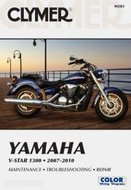 Yamaha-V-Star-1300-[2007-2010]-Clymer-manual