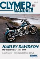 Harley-Davidson-FXD-Evolution-[1991-1998]-Clymer-manual