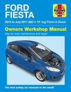 Ford-Fiesta-[2013-2017]-Haynes-manual