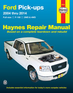 Ford-pick-up-[2004-2014]-Haynes-manual
