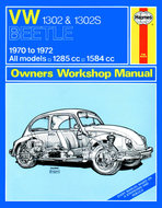 VW-Kever-1302-&-1302S-[1970-1972]-Haynes-manual