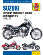 Suzuki-Intruder-Marauder-Volusia-&-Boulevard-[1985-2017]-Haynes-manual