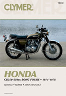 Honda-CB350-550-SOHC-[1971-1978]-Clymer-manual