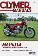 Honda-CB750-SOHC-[1969-1978]-Clymer-manual